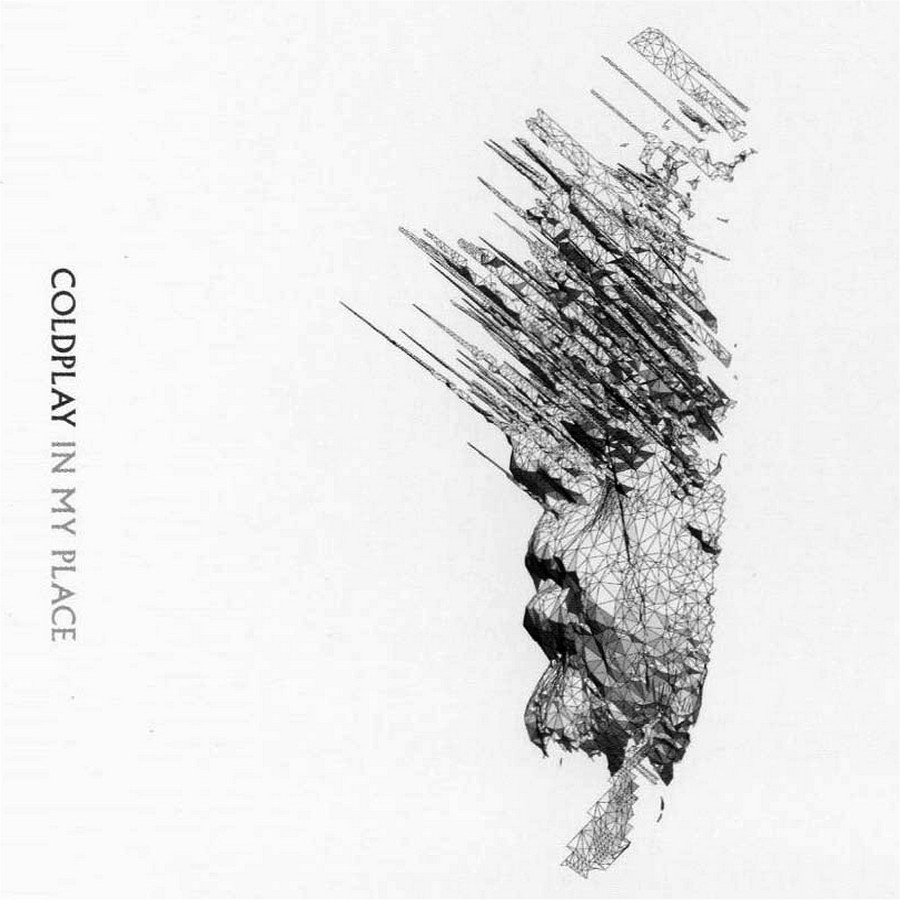 Coldplay-In-My-Place-Single
