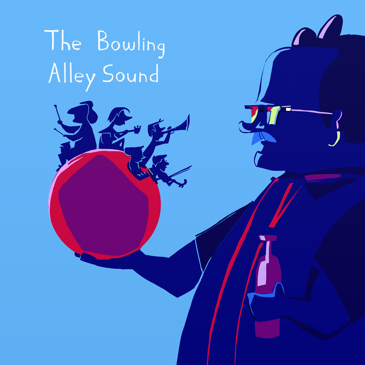 the bowling alley sound