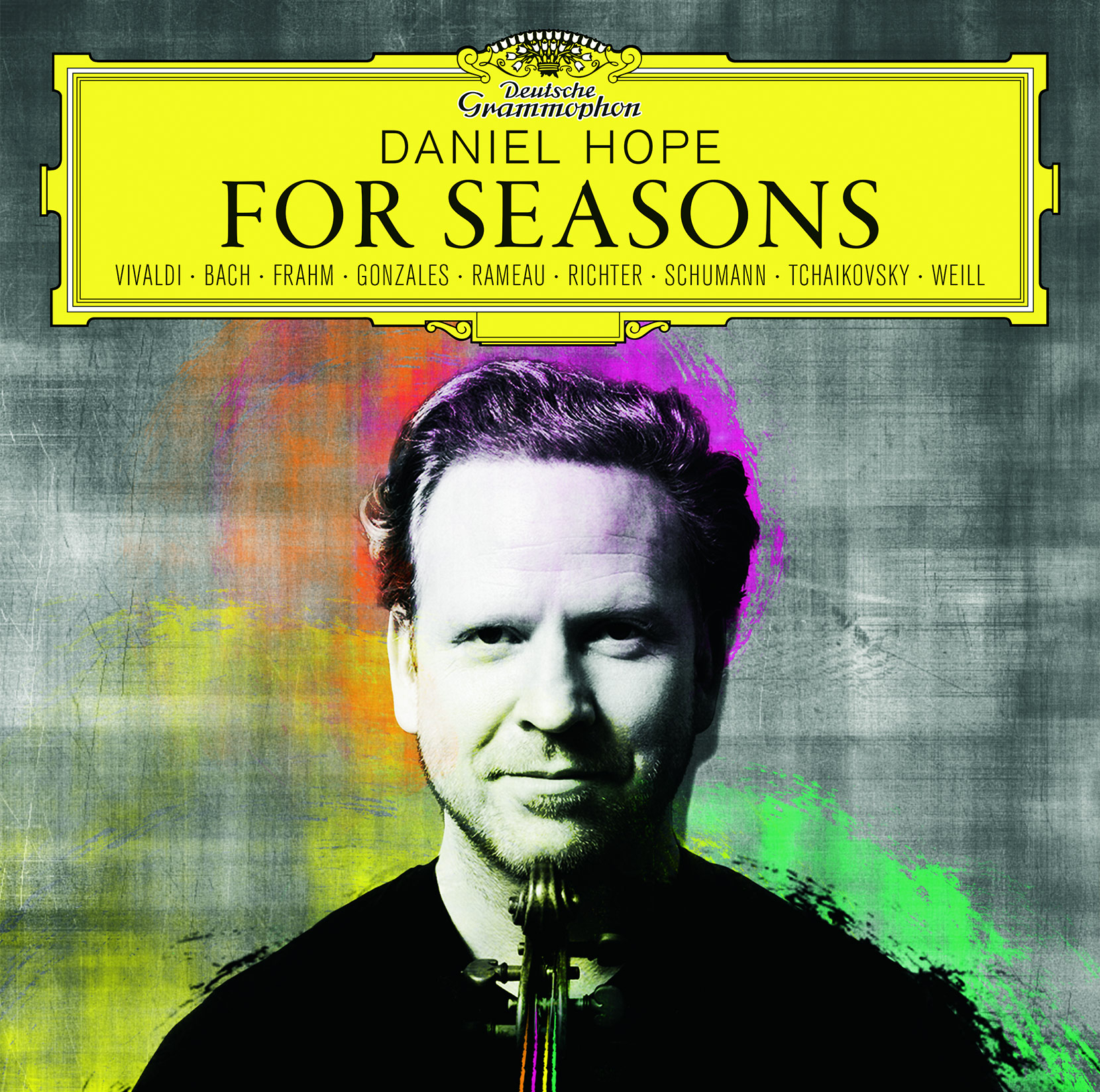 Week 465 Spring 1 By Antonio Vivaldi Recomposed By Max Richter And Daniel Hope Beautiful Song Of The Week